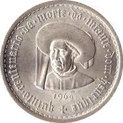 10 escudos Henri le naviguateur – avers