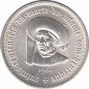 20 escudos Henri le naviguateur – revers