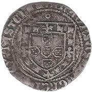 1 real grosso Alphonse V  (de Castilla & Leon) – avers