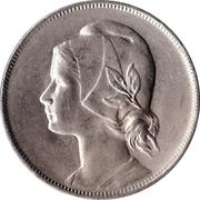 4 centavos -  avers