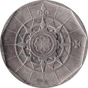 20 escudos -  revers
