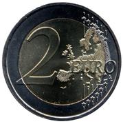 2 euros Timor -  revers