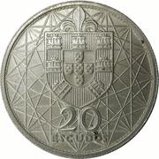 20 escudos Pont Salazar – revers