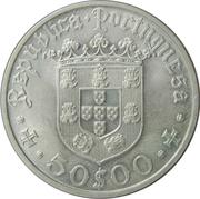 50 escudos Pedro Alvares Cabral -  avers