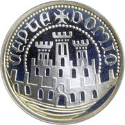 500 escudos (Découvertes et renaissance) -  revers