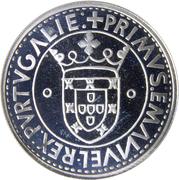 750 escudos XVII exibition Européenne de l'art -  revers
