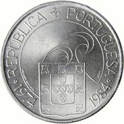 25 escudos Révolution des Œillets -  avers