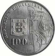 100 escudos Amadeo de Souza Cardoso -  avers