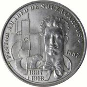 100 escudos Amadeo de Souza Cardoso -  revers