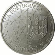 100 escudos Découverte des Açores -  avers