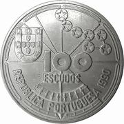 100 escudos Navigation Astronomique -  avers