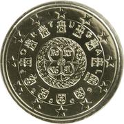 10 cents d'euro (2e carte) – avers