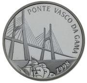 500 escudos Pont Vasco de Gama (BE) -  revers