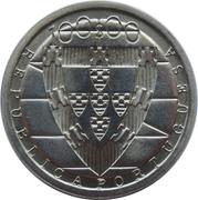 100 escudos Bataille d'Aljubarrota – avers