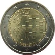 2 euros Croix-Rouge portugaise -  avers