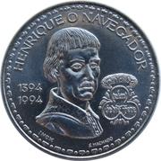 200 escudos Henri le navigateur – revers