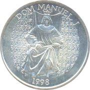 1000 escudos Manuel Ier -  revers