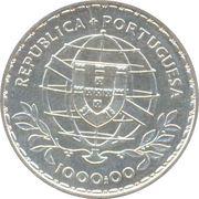 1000 escudos  Louis de Camoes -  avers