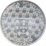 1000 escudos Notre dame de Conceicao -  avers