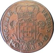 3 réis - Jean Princeps Regent – avers