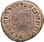 ½  tornês escudo - Ferdinand I (Zamora) – avers