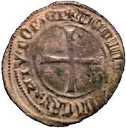 ½  tornês escudo - Ferdinand I (Zamora) – revers