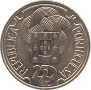 250 escudos Jeux olympiques -  avers