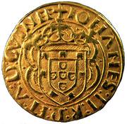 Cruzado - Jean II – avers