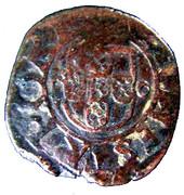 Ceitil (Groupe 4 - Château avec mur bas, avec ou sans porte, tours touchant le mur) - Jean III – revers
