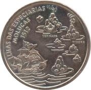 200 escudos Moluques -  revers