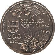 200 escudos Moluques -  avers