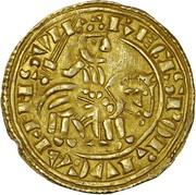 Morabitino - Sanche II – avers