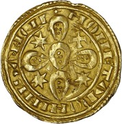 Morabitino - Sanche II – revers