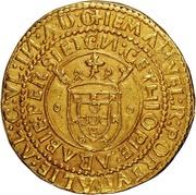 Português - Manuel I – avers