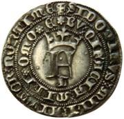 """Real (""""F"""") - Ferdinand I – avers"""