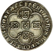 "Real (""F"") - Ferdinand I – revers"