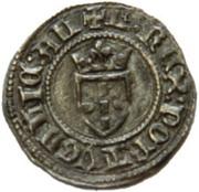 Meio forte - Ferdinand I – avers