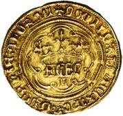 Escudo - Alphonse V – avers
