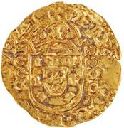 ½ moeda - Pierre Prince Regent -  avers