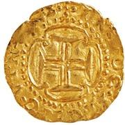 ½ moeda - Pierre Prince Regent -  revers