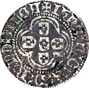 ½ real de 10 soldos - Jean regedor et defensor du royaume – revers