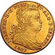 Escudo - Jean Prince Regent -  avers