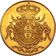 Escudo - Jean Prince Regent -  revers
