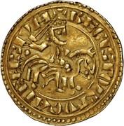 Morabitino - Alphonse II – avers