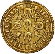 Morabitino - Alphonse II – revers