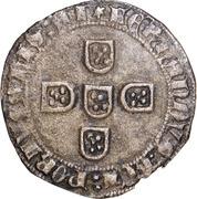 Tornês  de Busto (Corunha frappe) - Ferdinand I – revers