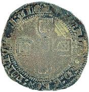 Tornês  de Busto - Fernando I (Porto mint) – revers