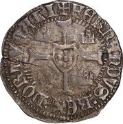 ½ barbuda (Milmanda) - Ferdinand I  – revers