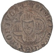 Grave (Porto frappe) - Ferdinand I – revers