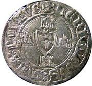 Grave (Valência de Alcântara) - Fernando I – revers